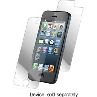 Zagg Invisibleshield Hd Full Body Easy Install Protector For Iphone 5 & 5s