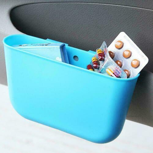 Mini Vehicle Auto Car Garbage Dust Case Holder Box Trash Rubbish Bin new C0H1