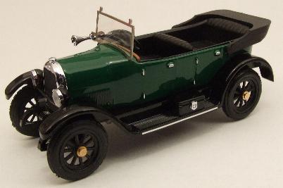 Fiat 501 Sport 1919-1926 Verde 1:43 Model RIO4266 RIO