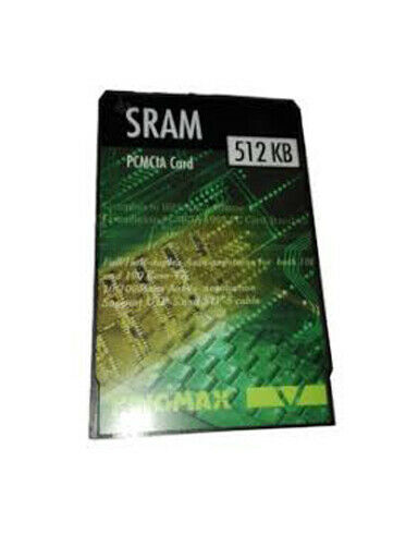 Clavia Nord Lead 1 and 2 PCMCIA Card SRAM NL1 NL2 -