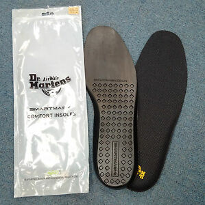 Unisexe Taille Martens 13 Genuine Dr Masque Comfort Insole 3 Intelligent T1A4wqC