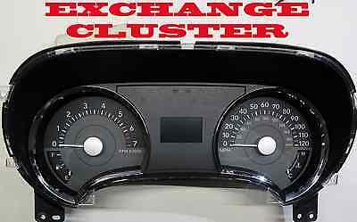 MERCURY GRAND MARQUIS INSTRUMENT CLUSTER REPAIR SERVICE SPEEDOMETER 2006 T0 2011