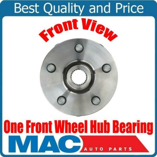 ONE 100/% New FRONT Wheel Hub Bearing Assembly for Toyota Prius Prime 17-18