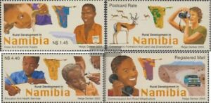 complete.issue. Sweet-Tempered Namibia Southwest 1102-1105 Unmounted Mint / Never Hinged 20 To Win A High Admiration