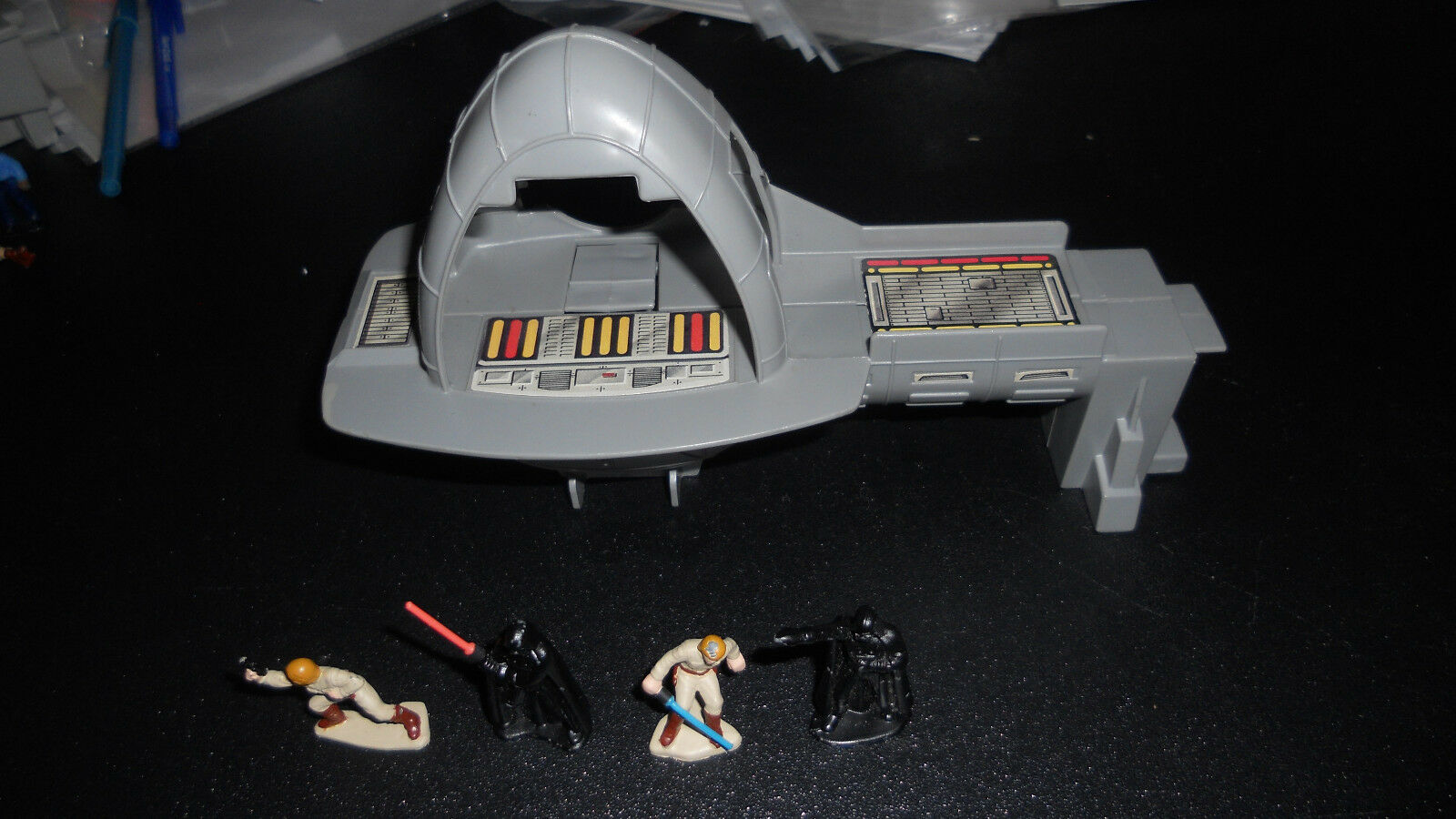 Star Wars Micro Collection 1982 Bespin Control Room