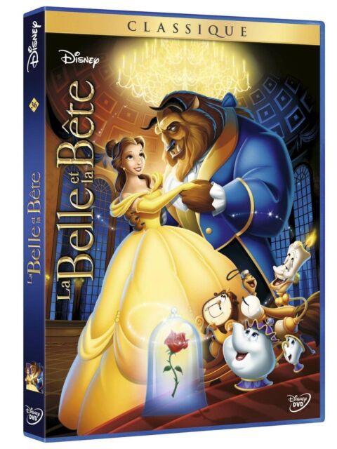 *** LA BELLE ET LA BETE Walt Disney n°36 ***  neuf sous blister