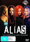 Alias : Season 1 (DVD, 2007, 6-Disc Set)