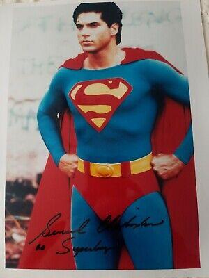 Superboy TV series 1988 Gerard Christopher Ron Ely 8x10 photo