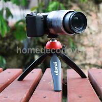 Photography Mini Portable Tripod Holder Stand Desk for Camera Camcorder DSLR