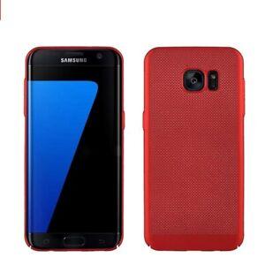 Samsung-Galaxy-S7-Edge-Huelle-Case-Handy-Cover-Schutz-Tasche-Schutzhuelle-Etui-Rot