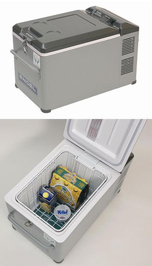 ENGEL MT-035-F Kompressor Kühlbox Tiefkülbox 32 Liter 32 Watt MT035F A+