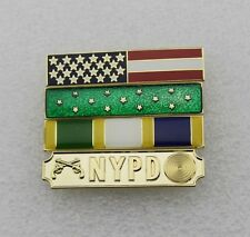 Uniform Police Service Citation Bar NYPD Bar-Four bars