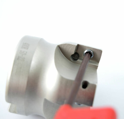 400R 50-22-4T 2'' indexable face milling cutter face shell mill cutter for APMT