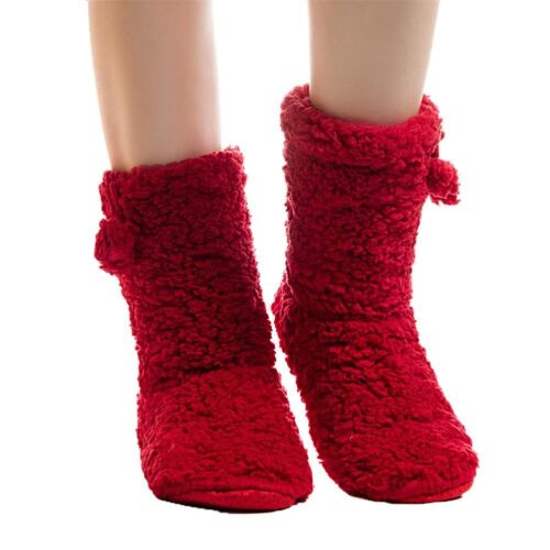 Home Slippers Women Soft Indoor House Shoes New Fur Non Slip Winter Warm Sandals