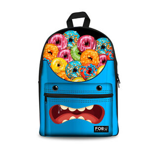 Image Is Loading Cute School Bags For Age S Funky Campus
