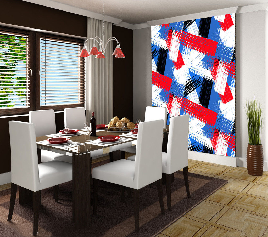 3D Traces of color 1 1 1 WallPaper Murals Wall Print Decal Wall Deco AJ WALLPAPER 4582f8