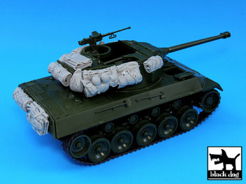 T35026 for Academy kit Black Dog 1//35 M18 Hellcat GMC Accessories Set WWII