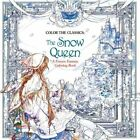 Color the Classics: The Snow Queen: A Frozen Fantasy Coloring Book by Jae-Eun Lee (Paperback / softback, 2016)