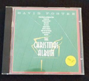 Audio-CD-David-Foster-The-Christmas-Album-Interscope-Canada-Records