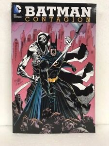 DC-BATMAN-CONTAGION-TPB-Paperback-by-Grant-Dixon-and-O-039-Neil-NEW-MSRP-35