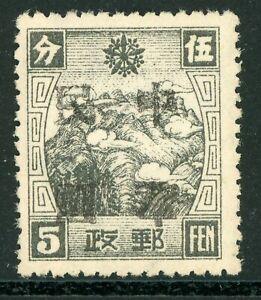 China-1946-Manchukuo-Local-Overprint-Mint-G625