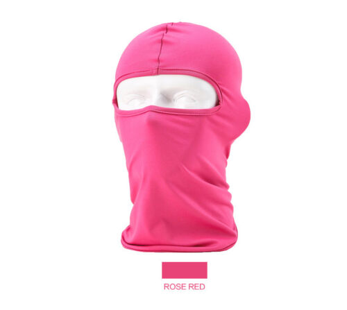 womens Mens Bike Outdoor Head Neck Balaclava Full Face Mask Cover Hat Protection