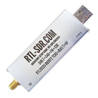 RTL-SDR Blog V3 RTL2832U 1PPM TCXO HF BiasT SMA Software Defined Radio  642419993841   eBay