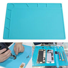 Heat Insulation Silicone Pad Desk Mat Soldering Platform for Mobile Phone CHEAP