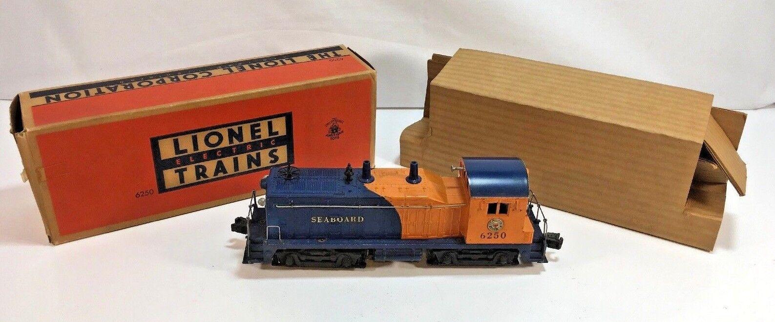 Postwar Lionel 6250 Seatavola NW2 Diesel Switcher Switcher Switcher scatolaed Nice Original scatolaed 449afa