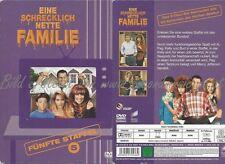 Eine schrecklich nette Familie - Fünfte Staffel -3 DVDs- -- Ed O'Neill, Katey Sa
