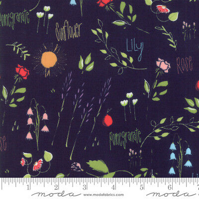 by the 1//2 yard 37541 17 MODA Fabric ~ THE FRONT PORCH ~ by Sherri /& Chelsi