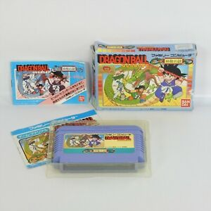 DRAGON BALL SHENRON NO NAZO Famicom Nintendo 2209 fc