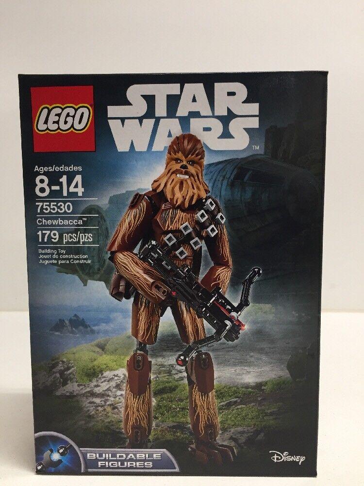 NEW NIB LEGO Star Wars 75530 Chewbacca NISB Factory Sealed FAST PRIORITY SHIP