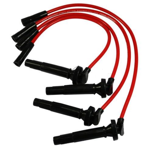 JDMSPEED Spark Plug Wire For Subaru Impreza Legacy Outback Forester Baja Saab