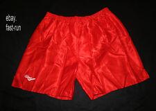 Neu New XXL Herren Glanz Nylon Shorts Sporthose Sprinter Laufhose Glanzshorts