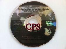 2008 2009 2010 2011 2012 Buick Enclave CXL CX GPS Navigation DVD Map U.S Canada