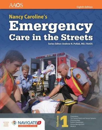 Nancy carolines emergency care in the streets 8th edition ebay fandeluxe Choice Image