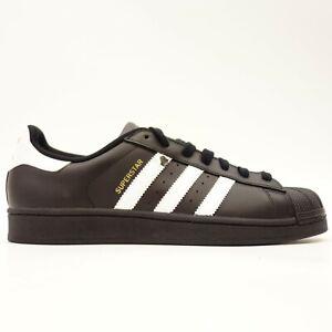 Zapatillas original mostrar 5 EU título Adidas 44 Para US de acerca Foundation 66 Superstar 10 Nuevas Detalles Negro Zapatos Hombre NXwk08nOP