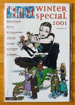 Neuwertig Speed 1999-2001 AUSWAHL = Vertigo ONE SHOT Band # 1 2 3 4