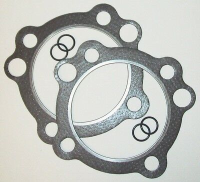 """Cylinder Head Gasket .045/"""" w// Fire Ring JaG Replaces 16770-84 For EVO /& XL1200"""