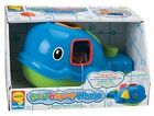 Cuckoo Alex Rub a Dub Sort 'n Spray Whale Bath Toy.