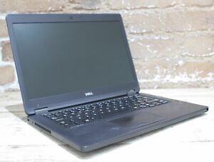 """Dell Latitude E5450 14.0"""" Laptop i5 5th Gen 500 GB 8 GB Win 10 Grade C 431492"""