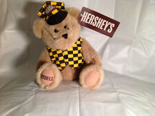 HERSHEY'S CHOCOLATE CANDY TEDDY BEAR PLUSH BEAR NWT