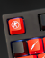 Corsair-Razer-Customized-Backlit-Keycap-Keycaps-R4-OEM-for-Cherry-MX-Keyboard miniature 16