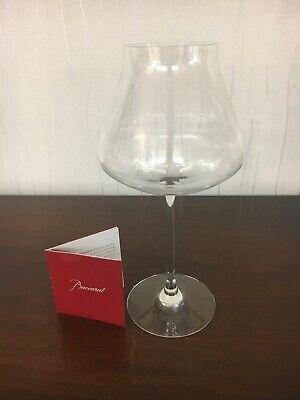 1 verre à dégustation vin en cristal de Baccarat (prix à la pièce)   eBay