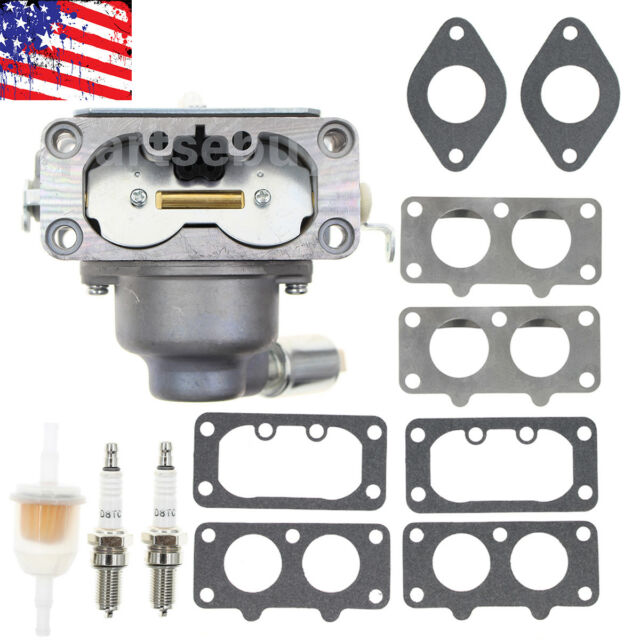 Carburetor for Briggs /& Stratton V TWIN 20 21 23 24 25HP 791230 699709 499804