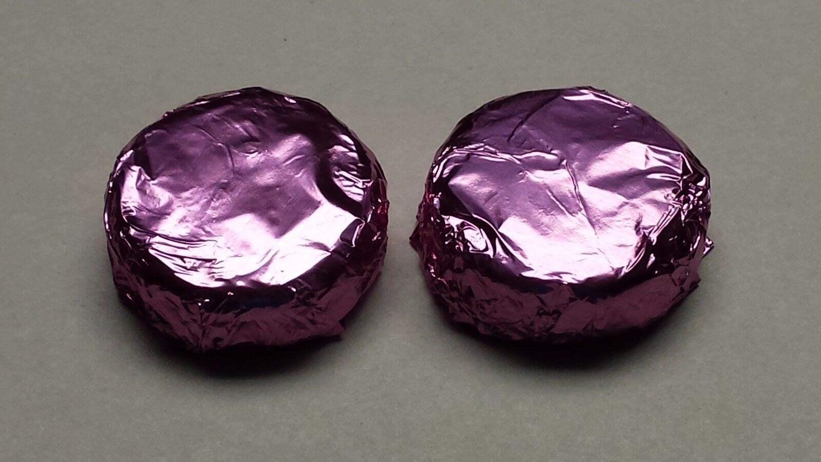 Chocolate coverot Oreo Cookies lila Foil 100 pcs made to Order WEDDING FAVORS