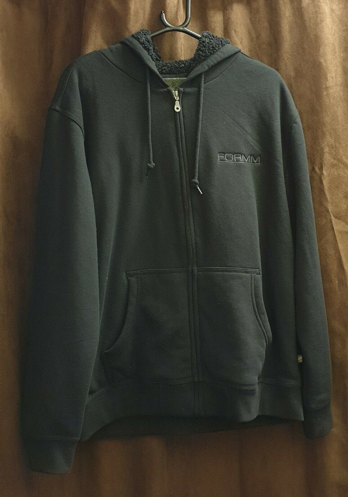 (Manor Park) Mens BC Clothing Co Black Size M Hoodie
