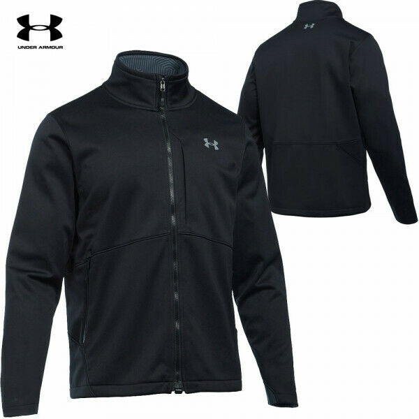 Under Armour Storm ColdGear Infrared Softershell Jacket Black Size XXL