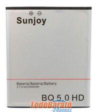 Bateria para BQ AQUARIS 5.0 HD  Lithium Battery 2650 mAh